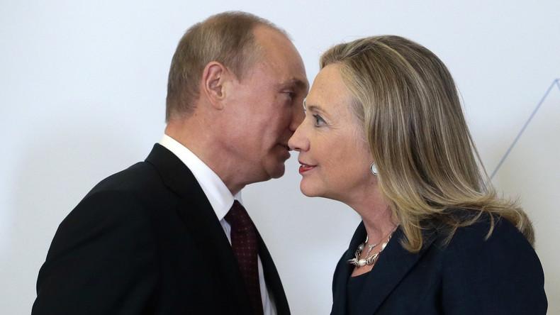 Podesta-Leaks decken Clintons Sympathie für Putin auf
