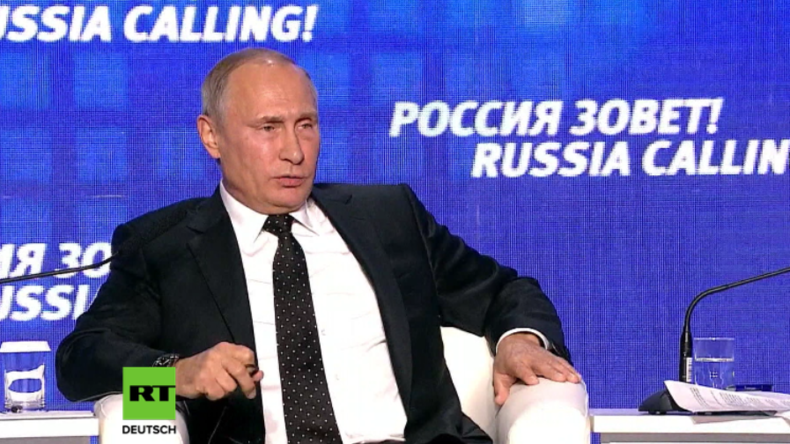 Putin: USA wollen alles diktieren und nutzen Angriff auf UN-Hilfskonvoi zur Manipulation