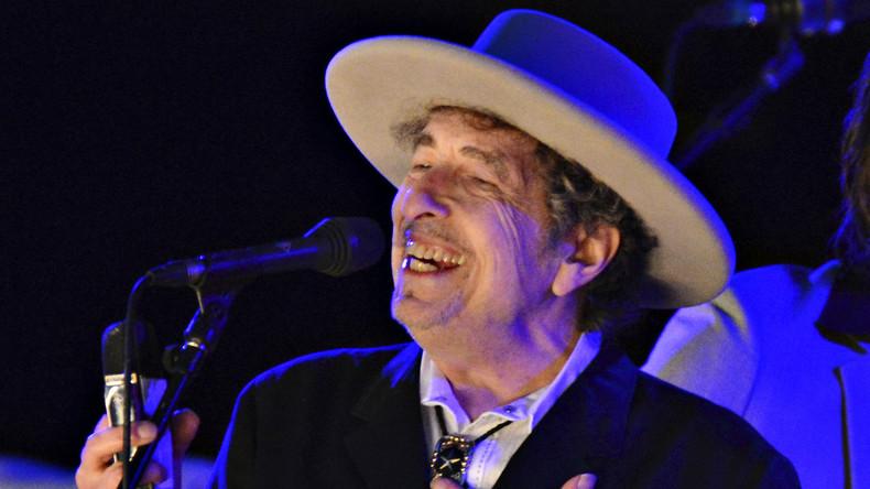 Bob Dylan erhält Literatur-Nobelpreis