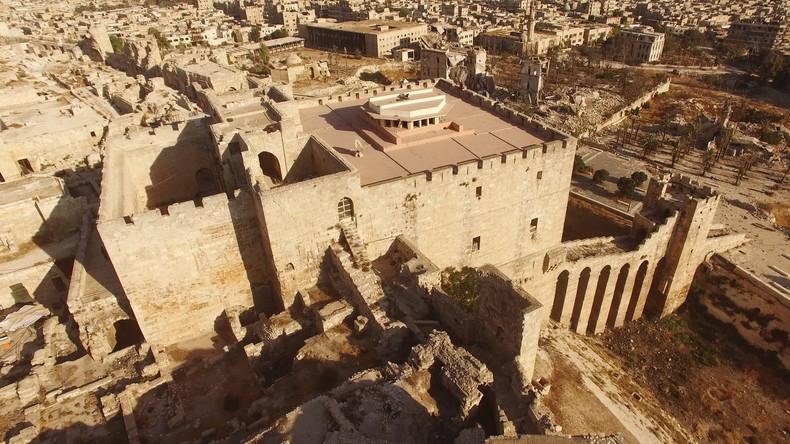 Al-Nusra-Kämpfer lehnen Rückzug aus Aleppo ab