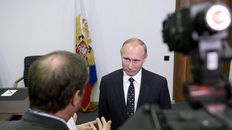 Putin: Der Westen ist für einen instabilen Nahen Osten und Terrorismus in Europa verantwortlich
