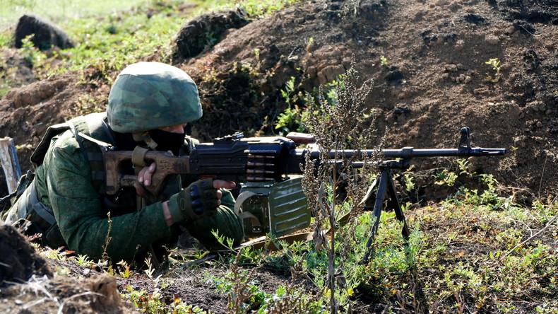 Donbass: 15 Söldner aus Polen und Georgien umgekommen, die Kiew eingesetzt hatte