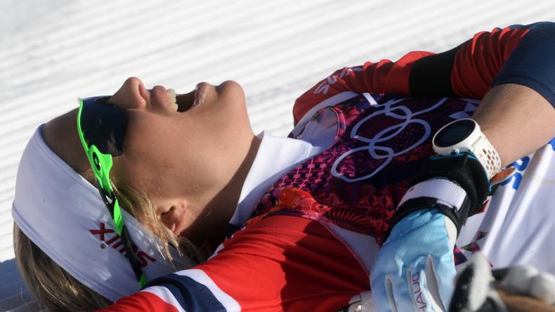 Norwegische Skilangläuferin hat mit Sonnencreme gedopt