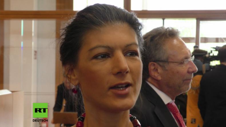 Wagenknecht: CETA-Urteil durch klare Auflagen und Einschränkungen ein wichtiger Teilerfolg