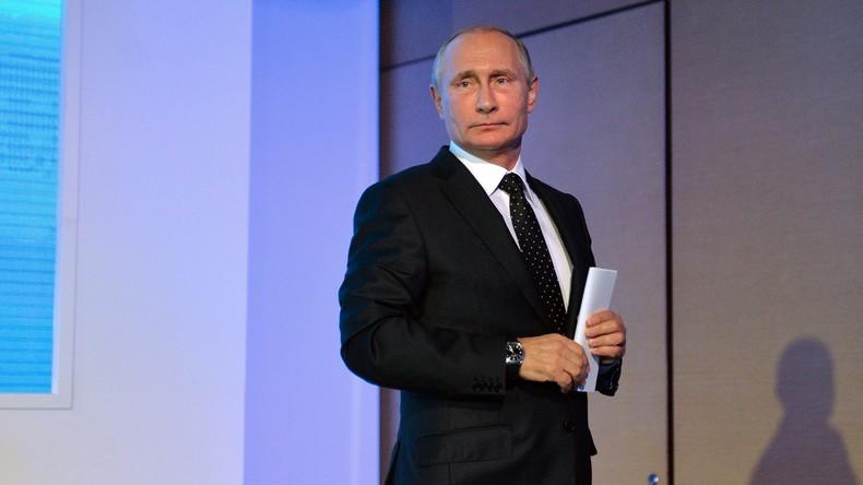 Putin segnet unbefristete Stationierung von Luftstreitkräften in Syrien ab