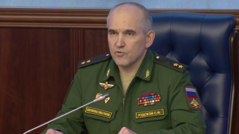 Russland zu Vorgehen in Syrien: Wir beschießen keine Wohnviertel, Hochzeiten und Trauerfeiern