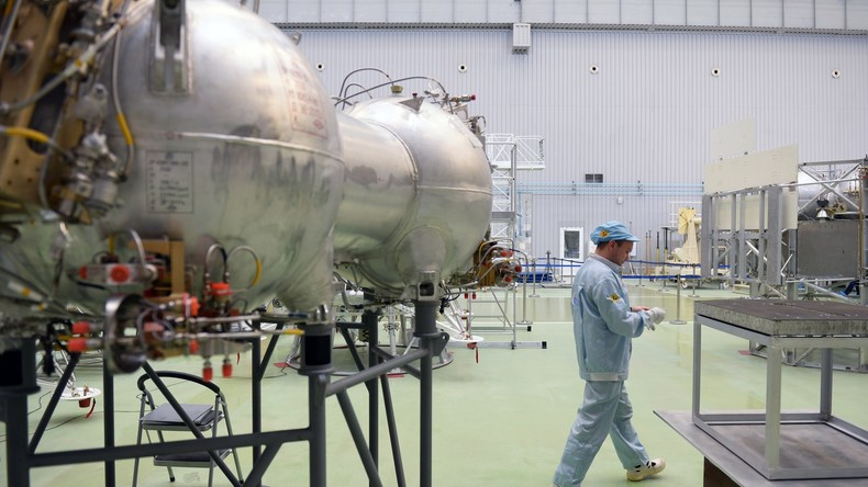 Russland liefert 14 Raketentriebwerke RD-181 an USA