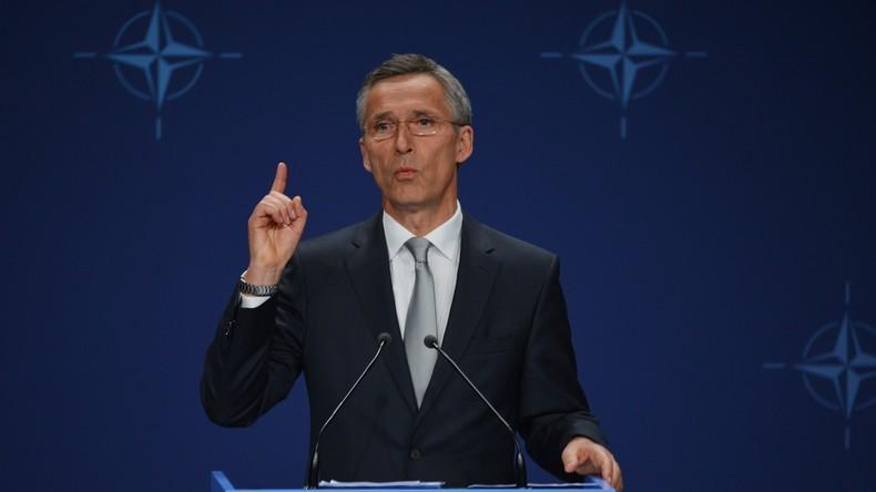 """Stoltenberg: """"NATO kann Russland nicht isolieren"""""""