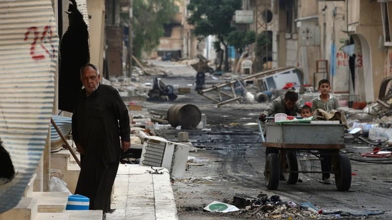 Syrien: Über 15.000 Menschen gelten als entführt oder vermisst