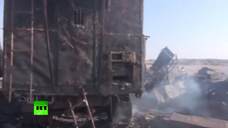 """Jemen: US-Militär greift mit Marschflugkörpern Huthi-Gebiete an, zur """"Selbstverteidigung"""""""