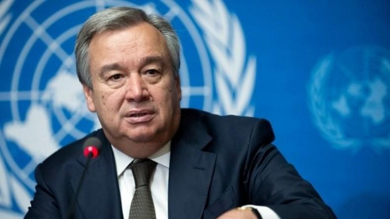Neuer UN-Generalsekretär will Russland und USA einander näherbringen