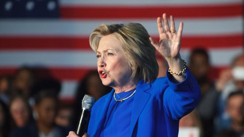 "WikiLeaks: Clinton will China mit ""Raketenabwehr-Ring"" umgeben"