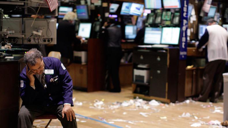 """Finanzhaus HSBC ruft """"Alarmstufe Rot"""" aus: Bereitet euch auf Zusammenbruch des Aktienmarktes vor"""