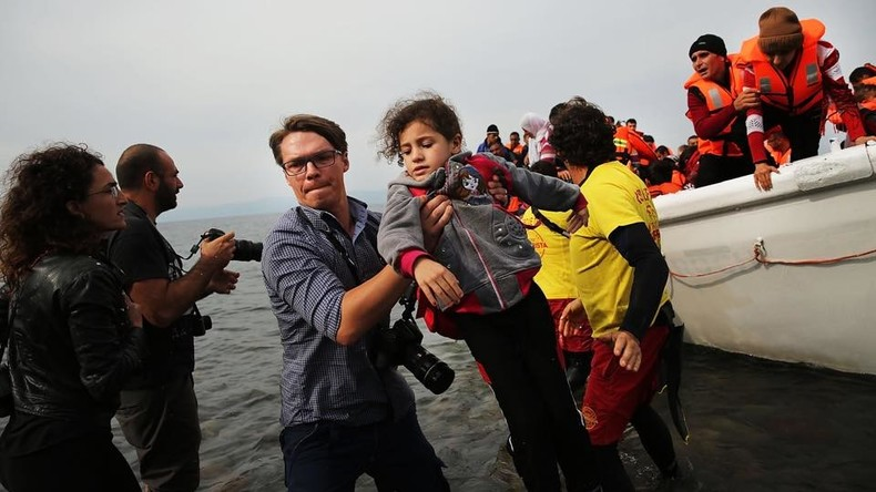 Russischer Fotograph erhält Pulitzer-Preis für Reportagen zur Flüchtlingskrise