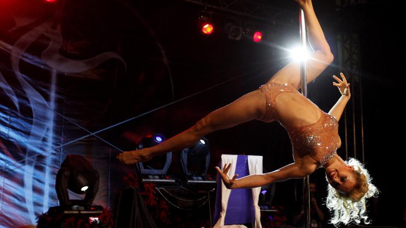 Pole Dance wurde als neue Sportart für Olympische Spiele beantragt