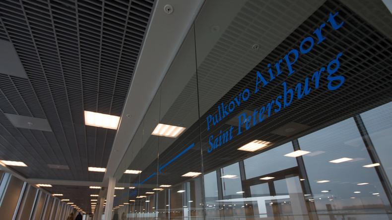 Terroralarm und Entwarnung: Drittgrößter Flughafen Russlands evakuiert