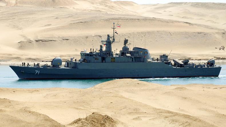 Droht Krieg mit den USA? Iran entsendet nach US-Angriff Kriegsschiffe an jemenitische Küste