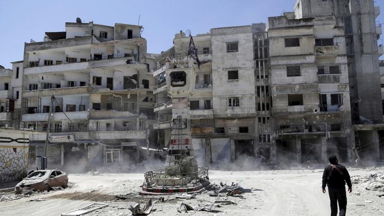 Westpolitiker zu Syrien - Mit Scheinheiligkeit durchwobene Lügen