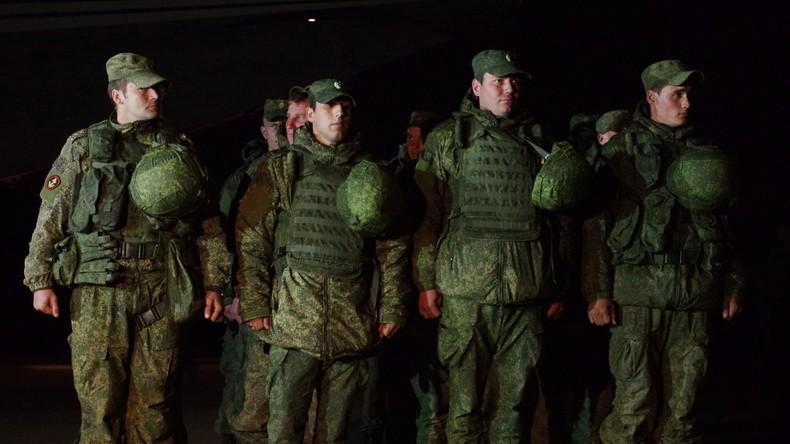 Russland widerlegt Meldungen über Tod seiner Militärs in Syrien