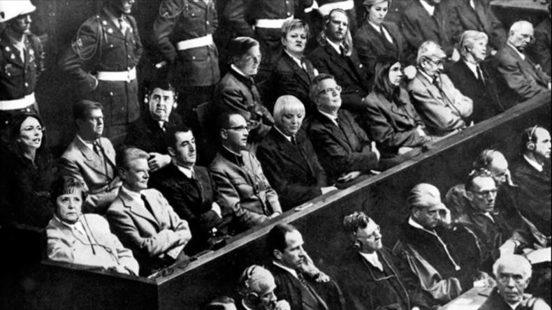 Claudia Roth beleidigt – Strafverfahren wegen Bild-Montage des Nürnberger Prozesses