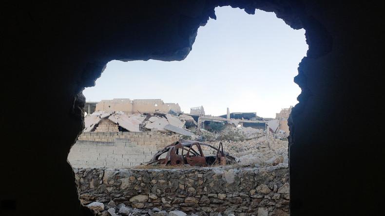 Aleppo: Syrische Militärs töten mehr als 15 Terroristen