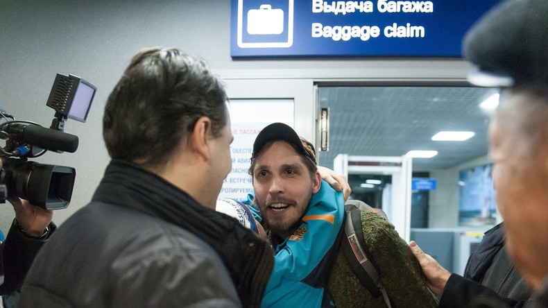 Russlands Ermittlungskomitee will den in Syrien befreiten Russen verhören