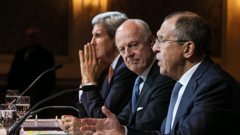 Syrien-Gespräche in Lausanne ohne Abschlussdokument zu Ende