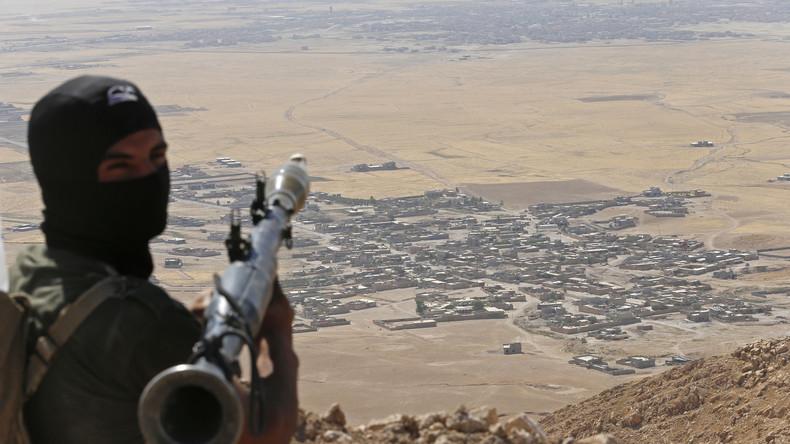 Rückeroberung von Mossul: Die Vorbereitungen auf die Anti-IS-Operation laufen auf Hochtouren