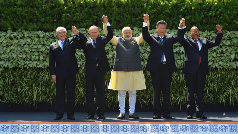 BRICS-Gipfel in Indien: Narendra Modi schlägt eine allumfassende Anti-Terror-Konvention vor