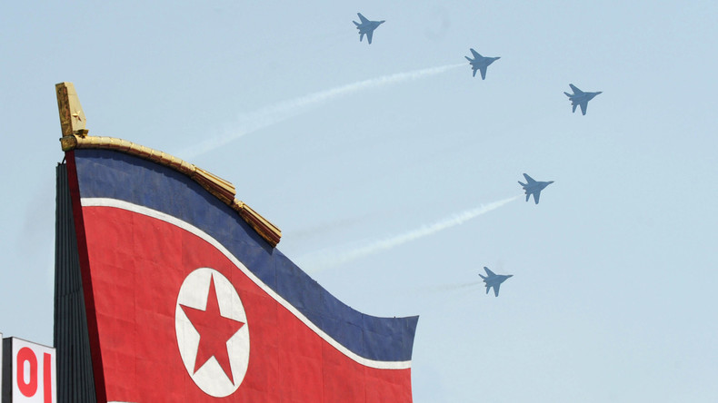 Washington warnt Pjöngjang vor neuen Raketentests