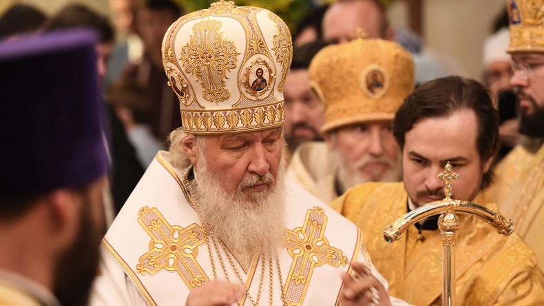 Patriarch Kyrill weiht Mariä-Entschlafens-Kathedrale in London ein