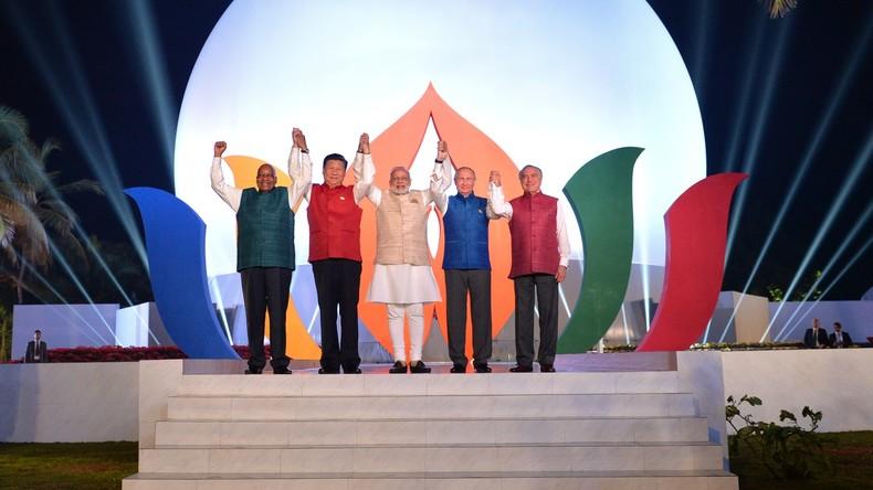 Die BRICS-Gruppe verurteilt einseitige Militärinterventionen und Wirtschaftssanktionen
