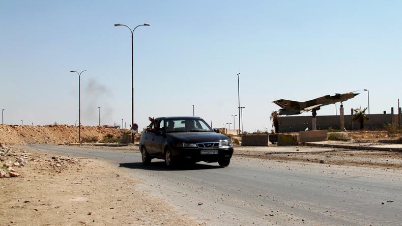 Terroristen nehmen wichtigste Zufahrtsstraße zu Aleppo unter Beschuss