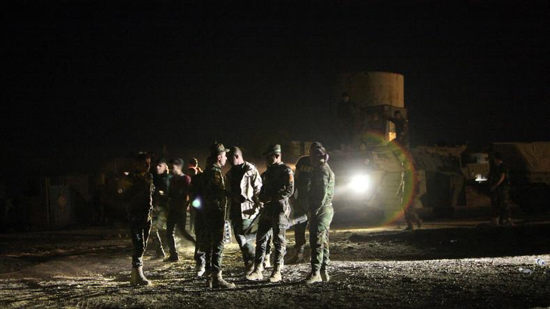 """Irak startet Militäroperation zur Befreiung von Mossul: """"Die Stunde des Sieges hat geschlagen"""""""