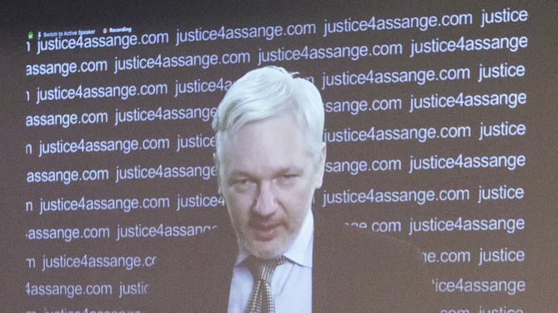WikiLeaks: Internet-Zugriff für Assange gesperrt
