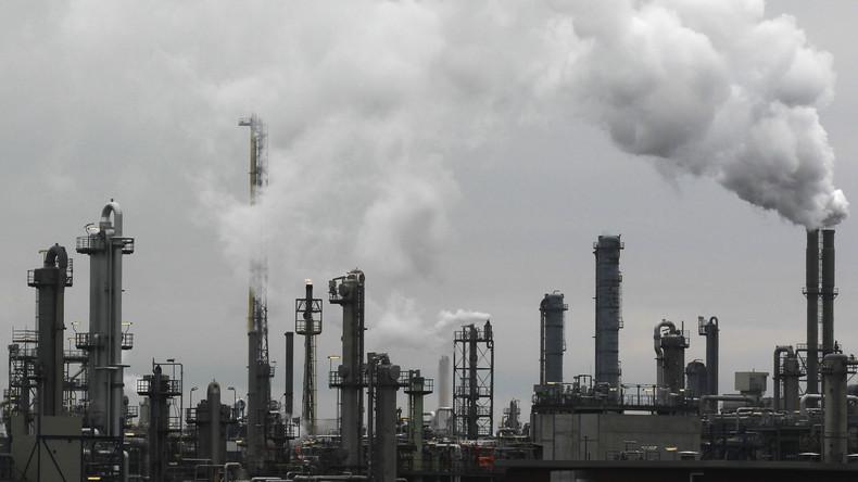 BASF brennt: Explosion im Lampertheimer Werk