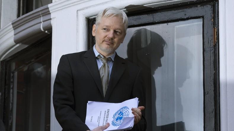 WikiLeaks: Verhör von Assange um einen Monat verschoben