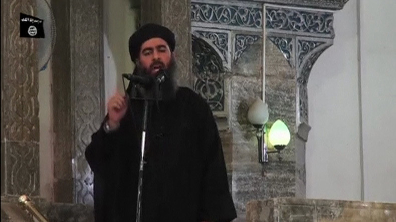 Revolte in Mossul: IS-Anführer Abu Bakr al-Baghdadi geflohen