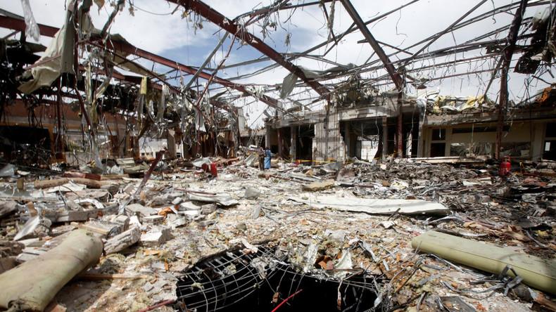 Saudische Angriffe im Jemen: Kriegsverbrechen gegen Zivilisten und die Welt schweigt