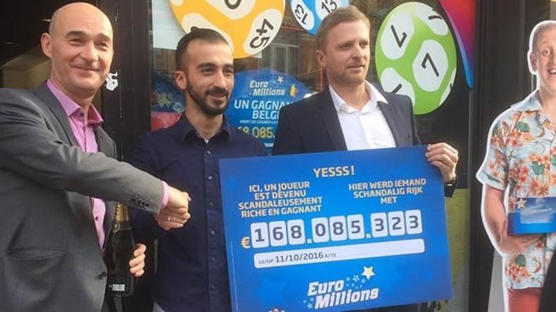 Belgien: Albanischstämmiger Straßenreiniger gewinnt 168 Millionen Euro und geht nicht mehr zu Arbeit