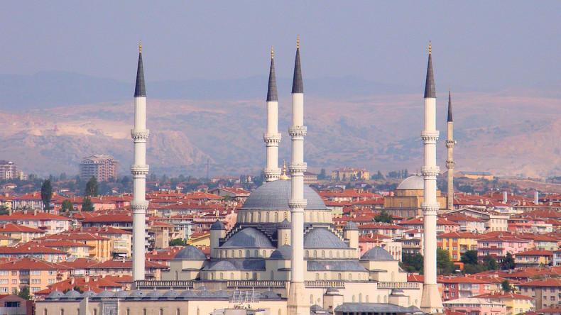 Ankara: Öffentliche Versammlungen wegen Terrorgefahr verboten