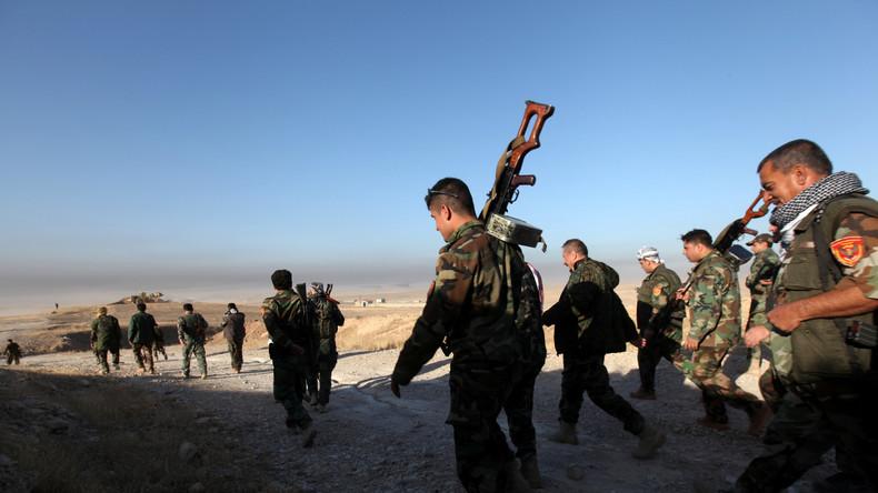 Befreiung von Mossul: Terroristen versuchen Armee mit Selbstmordattacken zu stoppen