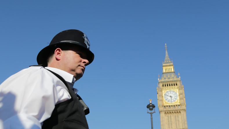 London: Brite wegen Verdachts auf Vergewaltigung im Parlament festgenommen