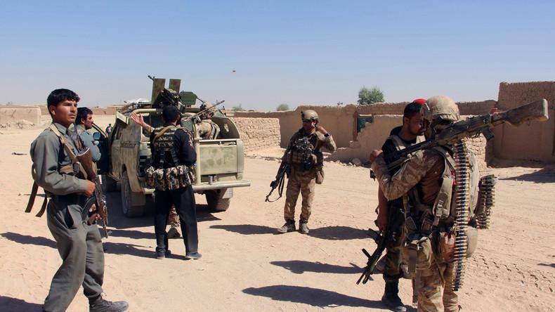Über 50 Taliban-Kämpfer in Afghanistan getötet
