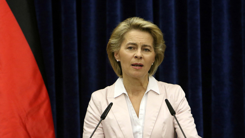 Ursula von der Leyen fordert mehr Europa in der NATO
