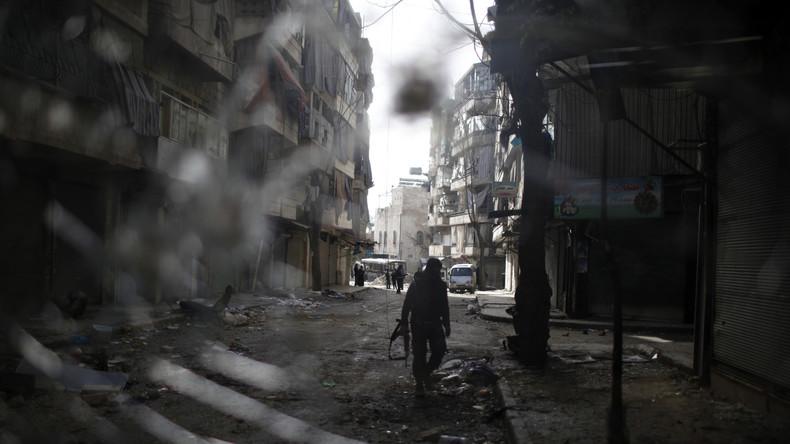 Al-Nusra-Front ordnet Mobilmachung für alle syrischen Männer an