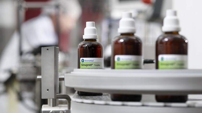 Deutsches Pharmaunternehmen will Werk bei Woronesch bauen