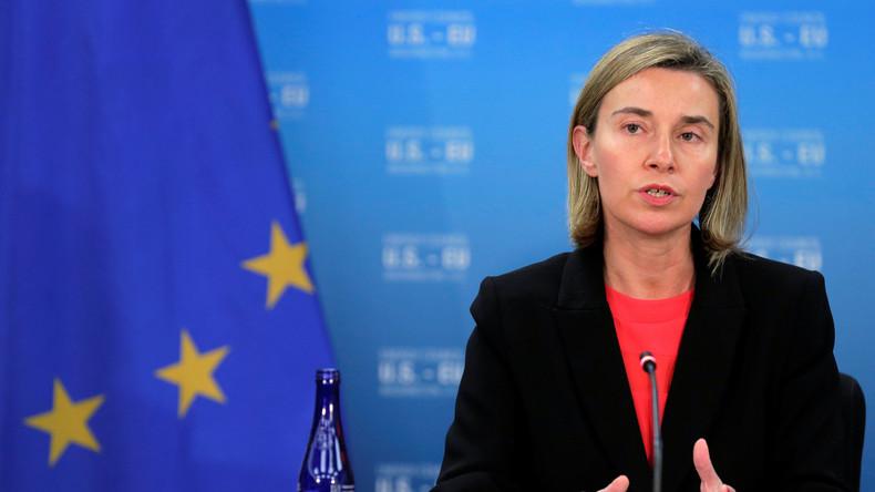 Live: Pressekonferenz des Kooperationsrates EU-Irak in Brüssel