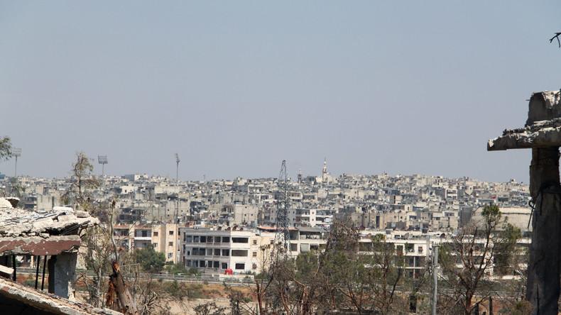 Syrien: Rebellen lehnen Rückzug aus Aleppo ab