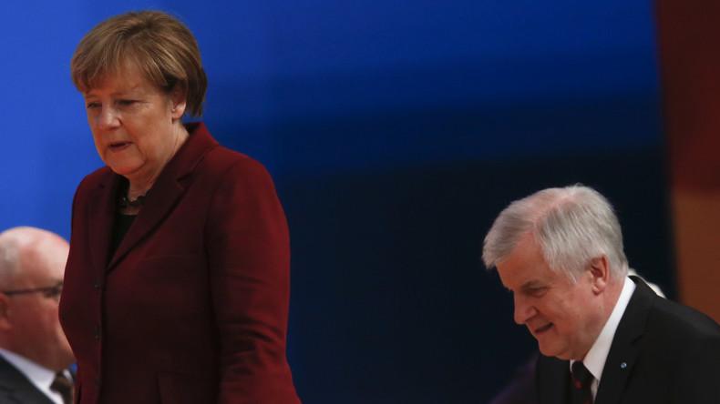 Seehofer will Merkel nicht zum CSU-Parteitag einladen